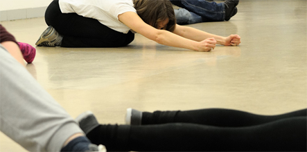 Theater- und Tanzworkshop